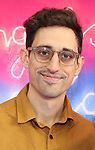 "Justin Peck attends the Broadway Opening Night Arrivals for ""Angels In America"" - Part One and Part Two at the Neil Simon Theatre on March 25, 2018 in New York City."