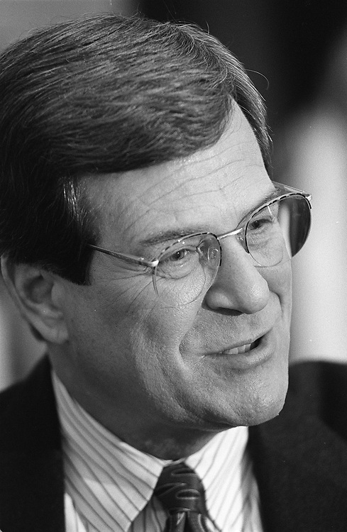 2/24/96.Senate Majority Whip Trent Lott, R-Miss., during an interview in his office..CONGRESSIONAL QUARTERLY PHOTO BY SCOTT J. FERRELL