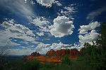 Monsoon Sky over Schnebly Hill, Arizona