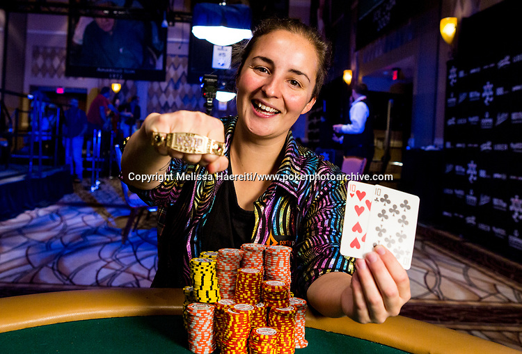 2017 WSOP Event #70: $10,000 Ladies No-Limit Hold'em Championship