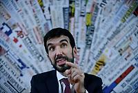 Maurizio Martina incontra la stampa estera