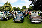 Bourne Classic Car & Bike Show 2015