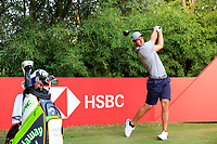 Andrea Pavan (ITA) during the pro-am at the WGC HSBC Champions, Sheshan Golf Club, Shanghai, China. 30/10/2019.<br /> Picture Fran Caffrey / Golffile.ie<br /> <br /> All photo usage must carry mandatory copyright credit (© Golffile | Fran Caffrey)