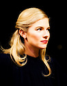 Flare Path by Terence Rattigan, directed by Trevor Nunn. With Sienna Miller as Patricia Warren [Mrs Graham]. Opens at The Apollo  Theatre  on 14/3/11 . CREDIT Geraint Lewis