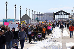 March For Our Lives - Asbury Park, NJ on Saturday March 24, 2018.<br /> (MARK R. SULLIVAN /THE COAST STAR)