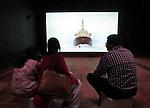 WHORLED EXPLORATIONS - Kochi Muziris Biennale 2014 - Guido Van Der Werve work.