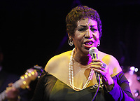 Aretha Franklin, 2011, Photo By John Barrett/PHOTOlink