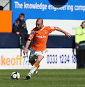 Keith Keane of Luton during the Blue Square Premier play-off semi-final 2nd leg  match between Luton Town and York City at Kenilworth Road, Luton on Monday 3rd May, 2010..© Kevin Coleman 2010 ..