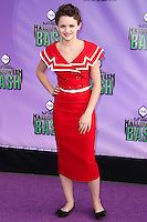 SANTA MONICA, CA - OCTOBER 20: Actress Joey King arrives at Hub Network's 1st Annual Halloween Bash held at Barker Hangar on October 20, 2013 in Santa Monica, California. (Photo by Xavier Collin/Celebrity Monitor)