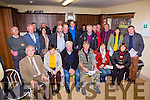 Glenflesk residents at the public meeting about the flooding in Glenflesk on Tuesday night