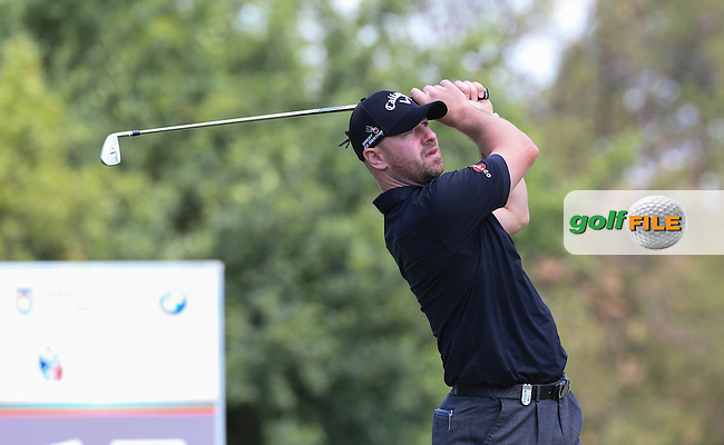 Craig Lee (SCO) in action during Round Two of the 2016 BMW SA Open hosted by City of Ekurhuleni, played at the Glendower Golf Club, Gauteng, Johannesburg, South Africa.  08/01/2016. Picture: Golffile | David Lloyd<br /> <br /> All photos usage must carry mandatory copyright credit (&copy; Golffile | David Lloyd)