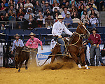 Reese Riemer wins the RFD TV's The American. Photo by Andy Watson