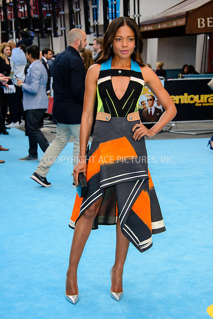 WWW.ACEPIXS.COM<br /> <br /> June 9 2015, London<br /> <br /> Naomie Harris arriving at The European Premiere of Entourage at the Vie West End on June 9 2015 in London<br /> <br /> By Line: Famous/ACE Pictures<br /> <br /> <br /> ACE Pictures, Inc.<br /> tel: 646 769 0430<br /> Email: info@acepixs.com<br /> www.acepixs.com