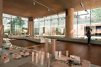 Norwegen, Oslo, Architektur-Museum (Nasjionalmuseet arkitektur)