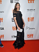 12 September  2018 - Toronto, Ontario, Canada. Jennifer Robideau. &quot;What They Had&quot; Premiere - 2018 Toronto International Film Festival at the Roy Thomson Hall. <br /> CAP/ADM/BPC<br /> &copy;BPC/ADM/Capital Pictures