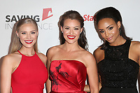 HOLLYWOOD, CA - SEPTEMBER 30: Kristen Dalton, Kim Biddle, Meagan Tandy, at The 6th Annual Saving Innocence Gala at Loews Hollywood Hotel, California on September 30, 2017. Credit: Faye Sadou/MediaPunch