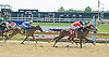 Prince Guz winning at Delaware Park on 7/12/12