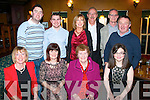 Enjoying themselves on new years eve last Tuesday night in the Meadowlands,Tralee (seated)L-R Helen Flint,Ann O'Sullivan,Alice Daly and Sinead O'Sullivan(back)L-R Sean O'Donnell,Gearoid O'Sullivan,Ann Daly,Jeoff Flint,Donal Daly and Jackie O'Sullivan.