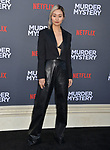 "Shioli Katsuna 017 arrives at the LA Premiere Of Netflix's ""Murder Mystery"" at Regency Village Theatre on June 10, 2019 in Westwood, California"