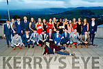 Students from Mercy Mounthawk Secondary School, Tralee, enjoying the TY Ball at Ballyroe Heights Hotel, Tralee, on Saturday night last.