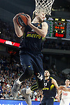 Fenerbahce Istambul's Jan Vesely during Euroleague, Regular Season, Round 29 match. March 31, 2017. (ALTERPHOTOS/Acero)