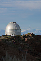 Spain, Canary Islands, La Palma, Observatorio Astrofisico Roque de los Muchachos
