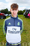 Daire Keane of Ballymac who qualified for the upcoming All Ireland Handball Minor Final