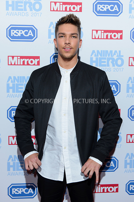 www.acepixs.com<br /> <br /> September 7 2017, London<br /> <br /> Matt Terry attending the Animal Hero Awards 2017 on at the Grosvenor Hotel on September 7 2017 in London<br /> <br /> By Line: Famous/ACE Pictures<br /> <br /> <br /> ACE Pictures Inc<br /> Tel: 6467670430<br /> Email: info@acepixs.com<br /> www.acepixs.com