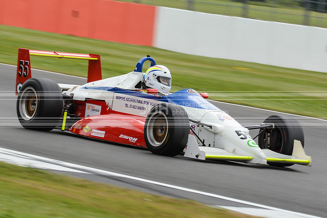 Richard Snuggs - Dallara F387