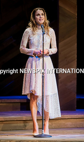 19.09.2016; New York; USA: QUEEN RANIA<br />
