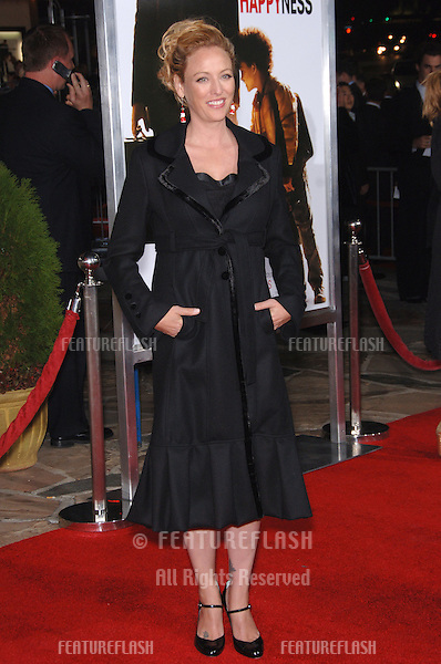 "VIRGINIA MADSEN at the world premiere of ""The Pursuit of Happyness"" at the Mann Village Theatre, Westwood..December 7, 2006  Los Angeles, CA.Picture: Paul Smith / Featureflash"