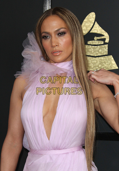 12 February 2017 - Los Angeles, California - Jennifer Lopez. 59th Annual GRAMMY Awards held at the Staples Center. <br /> CAP/ADM<br /> &copy;ADM/Capital Pictures