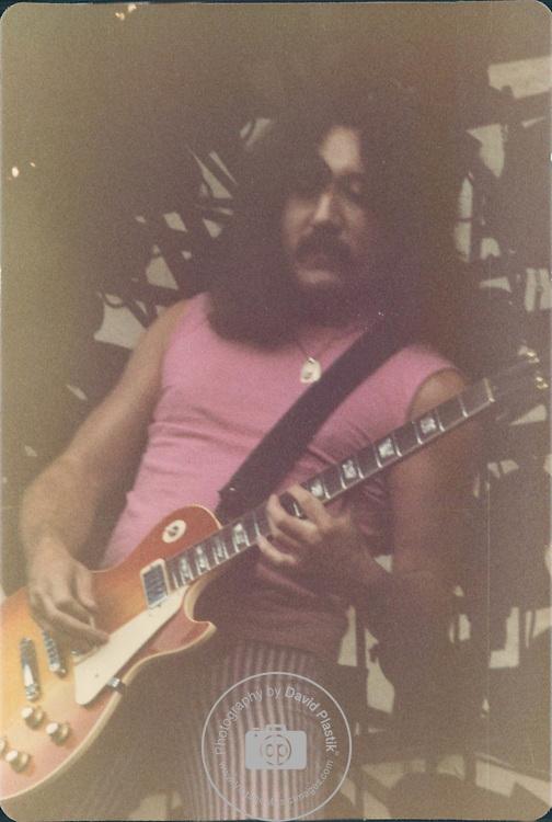 Uriah Heep, Mick Box, Castle Donnington Monsters of Rock 1982 Donnington 1982