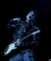 John Mayer performing at Rod Laver Arena, Melbourne, Australia, 3 May 2010