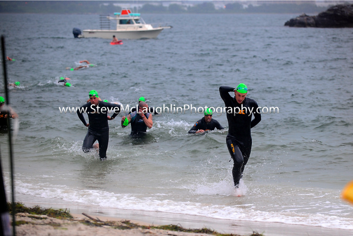 Niantic Bay Triathlon 2011