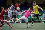 Wellington Phoenix vs Yau Yee League Select during the Main of the HKFC Citi Soccer Sevens on 21 May 2016 in the Hong Kong Footbal Club, Hong Kong, China. Photo by Lim Weixiang / Power Sport Images