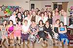 HAPPY BIRTHDAY: Kathleen O'Carroll, Glenard, Monavalley (seated centre) who celebrated her 60th birthday last Saturday night in the Kerins O'Rahillys GAA clubhouse with lots of family and friends.   Copyright Kerry's Eye 2008