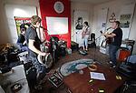 Liberty Ship - Band Shoot - Sheffield 2015