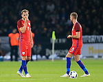 England's Harry Kane looks on dejected after going 1-0 down during the International Friendly match at Olympiastadion.  Photo credit should read: David Klein/Sportimage