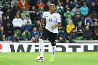 Jerome Boateng (Deutschland Germany) - Nordirland vs. Deutschland, WM-Qualifikation Spiel 9, Windsor Park Belfast