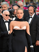 """CANNES, FRANCE. May 14, 2019: Chloe Sevigny at the gala premiere for """"The Dead Don't Die"""" at the Festival de Cannes.<br /> Picture: Paul Smith / Featureflash"""
