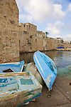 Akko Boats & Walls