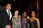 Inge - Maguette - Rhonda Ross - Hearts of Gold All That Glitters Ball celebrating 23 years of support to New York City's homeless mothers and their children on November 1, 2017 at Capitale, New York City, New York.  (Photo by Sue Coflin/Max Photo)