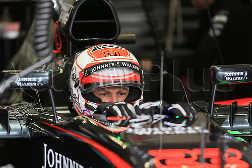 20.06.2015.  Red Bull Ring, Spielberg, Austria. F1 Grand Prix of Austria.   McLaren Honda driver Jenson Button