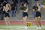 Torrance, CA 11/05/10 - Song & Cheer in action during the Peninsula vs West varsity football game played at West Torrance high school.