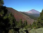 Mount Teide, Cañadas national park, Tenerife, Canary islands,