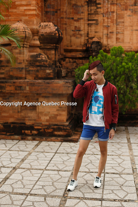 Model Released, 21 year old vietnamese  male model