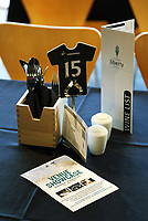 Hospitality lounges during the Premier League match between Swansea City and Watford at The Liberty Stadium, Swansea, Wales, UK. Saturday 23 September 2017