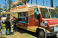 Streets of Thailand, Gourmet Food Truck, Los Angeles CA