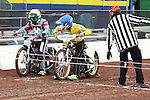BIRMINGHAM v LAKESIDE<br /> ELITE LEAGUE<br /> WEDNESDAY 24TH APRIL 2013<br /> PERRY BARR STADIUM<br /> HEAT 2